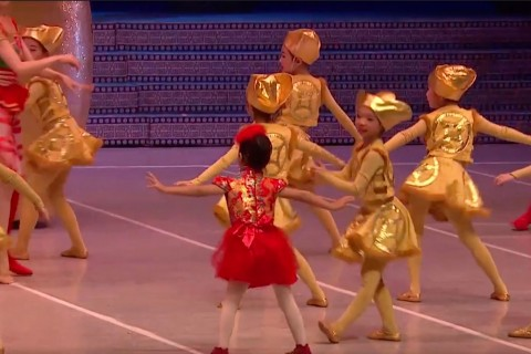 Audition for Children to perform  in 过年The Nutcracker with The National Ballet of China