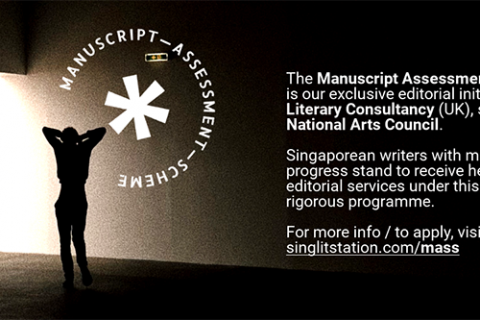 Open Call for Submissions to Manuscript Assessment Scheme and Manuscript Bootcamp (Poetry)