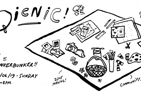 Qicnic! by Queer Zinefest SG