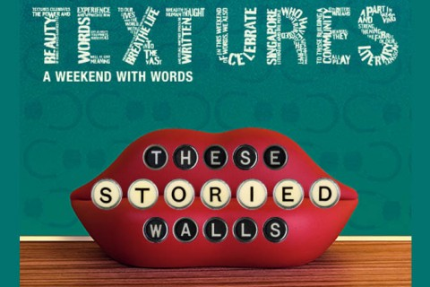 Textures: A Weekend with Words