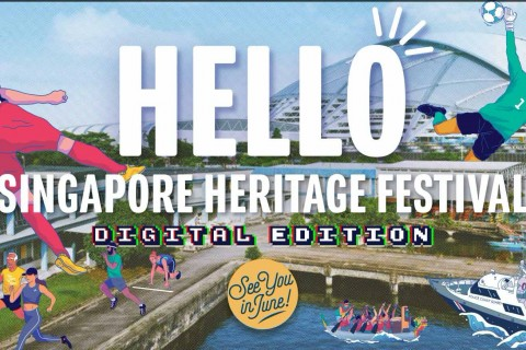 Singapore Heritage Festival 2020: Digital Edition