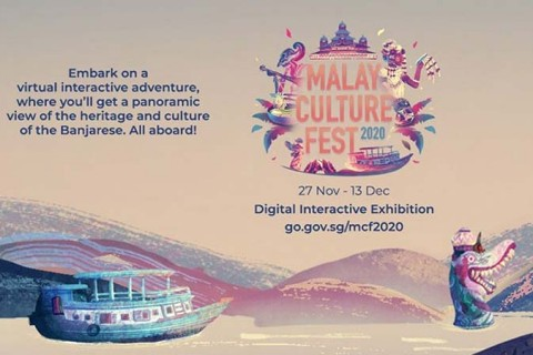 Digital Tour of MHC's Special Exhibition (Malay CultureFest 2020)