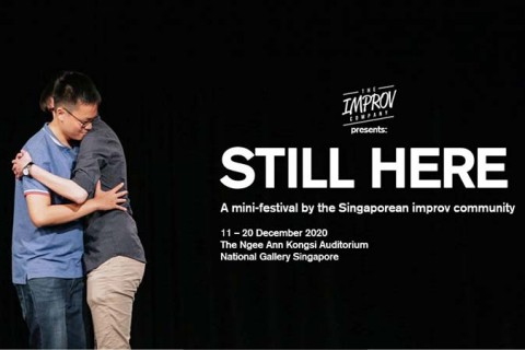Still Here: An Improv Mini Festival