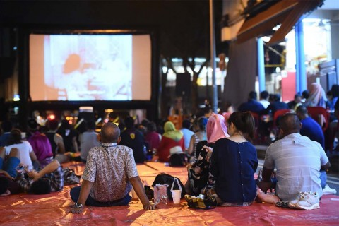 Neighbourhood Sketches: Film Screening