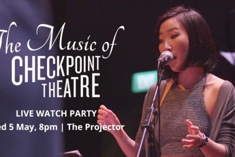Live Screening of The Music of Checkpoint Theatre @ The Projector