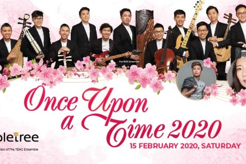 "Mapletree celebrates Lunar New Year with ""Once Upon a Time 2020"" by The TENG Ensemble"