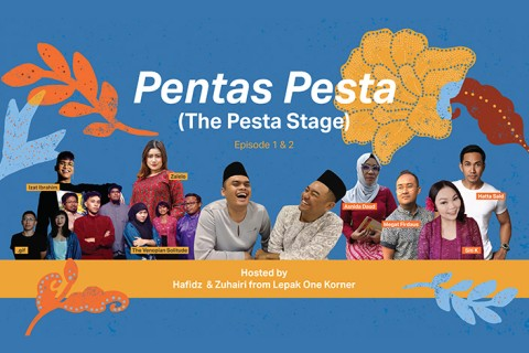 Pentas Pesta (The Pesta Stage)