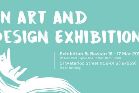 9 Lives Art & Design Exhibition, 2nd edition 2019