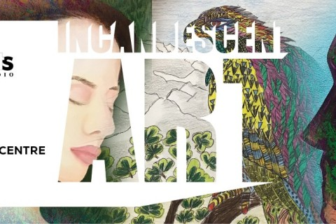 Incandescent Art Exhibition - Volume III