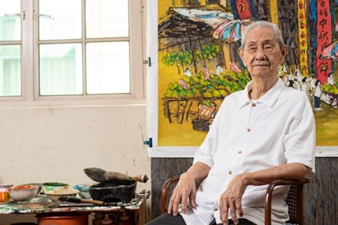 A Century of Memories by Lim Tze Peng (Virtual Solo Exhibition)
