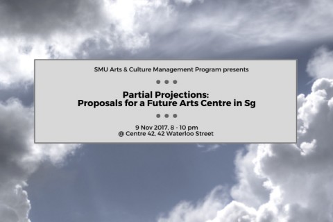 Partial Projections: Proposals for a Future Arts Centre in Singapore