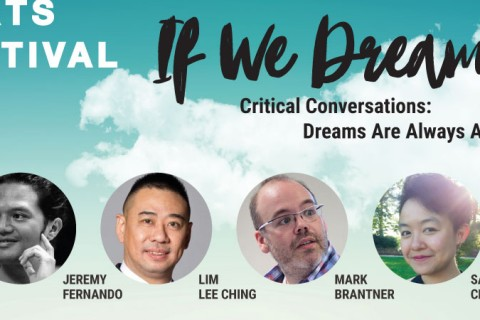 Critical Conversations: Dreams are always already too long