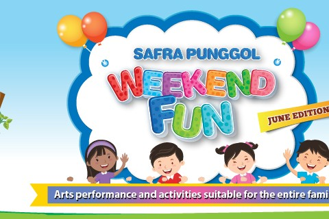SAFRA Punggol Weekend Fun (June Edition)