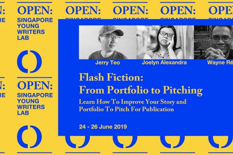 Flash Fiction: From Portfolio to Pitching