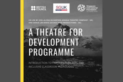 A Theatre for Development Programme - Introduction to Participatory Arts and Inclusive Classroom Pedagogies
