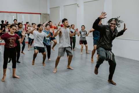 African Dance workshops