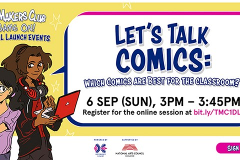 Let's talk comics: Which comics are best for the classroom?