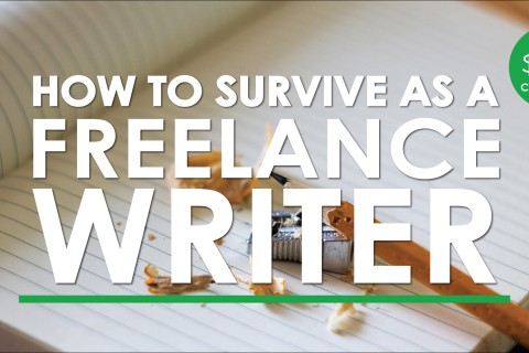 How to Survive as a Freelance Writer?