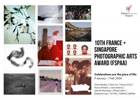 10th France + Singapore Photographic Arts Award (FSPAA) Finalists Exhibition