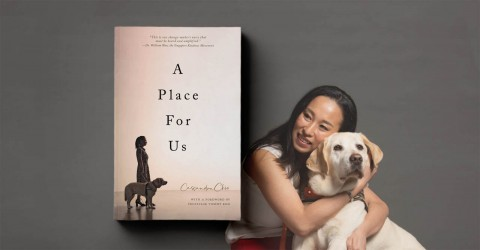 A Place For Us – Conversation & Book Signing