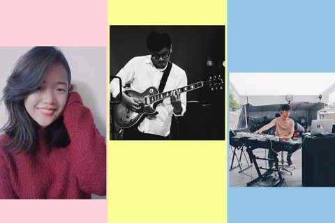 Esplanade Presents Come Together 2018: Sarah Ann Wee & Friends
