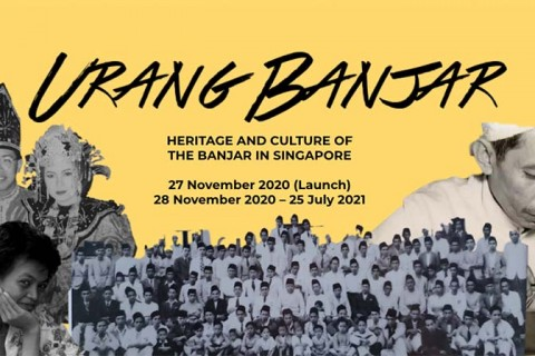 Urang Banjar: Heritage and Culture of the Banjar in Singapore