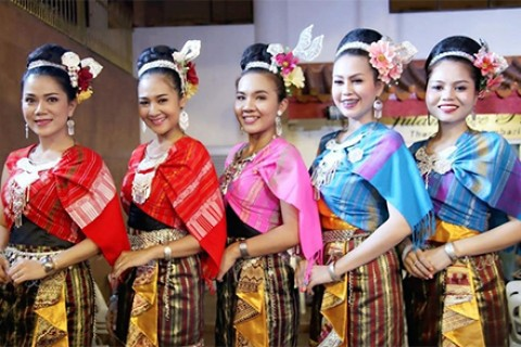 Introduction to Isan Dances