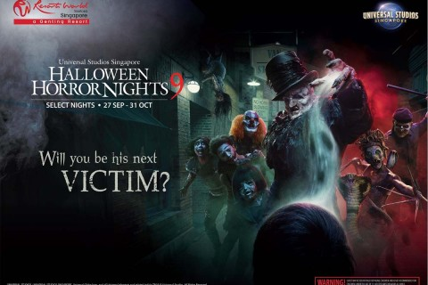 Halloween Horror Nights 9