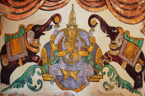 Kala Sangam – Thanjavur Painting Craft Workshop