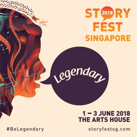 StoryFest2018 - International Storytelling Festival Singapore
