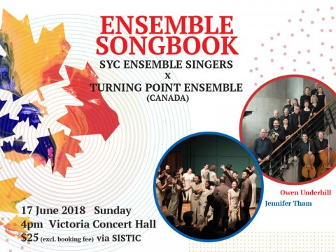 Ensemble Songbook: SYC Ensemble Singers x Turning Point Ensemble (Canada)