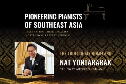 Pioneering Pianists Of Southeast Asia - The Light Of My Homeland