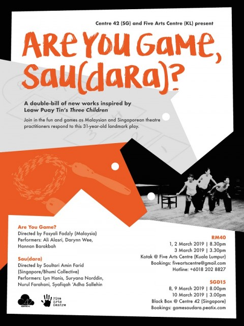 Are You Game, Sau(dara)?
