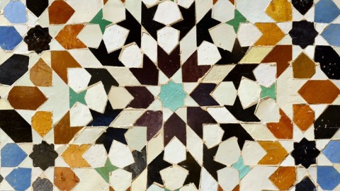Language of the Universe – Geometry in Islamic Art - Workshop