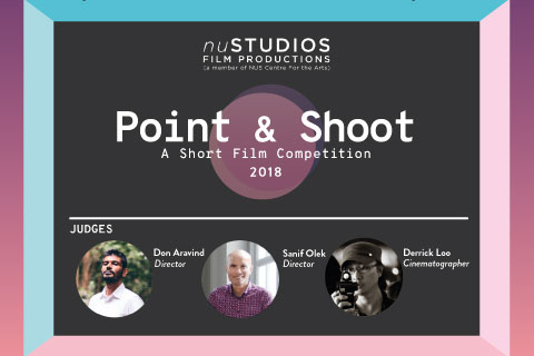 Point & Shoot 2018