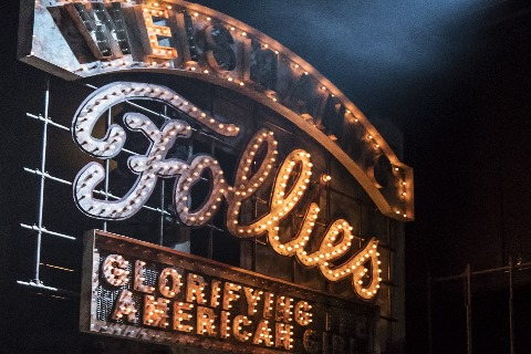Follies: National Theatre Live (screening)