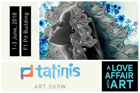 Tatinis Art Show - A Love Affair with Art