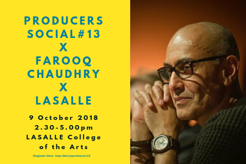 Producers Social #13 X Farooq Chaudhry X LASALLE