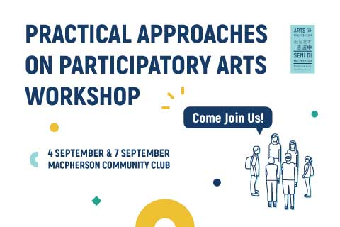 Practical Approaches on Participatory Arts Workshop