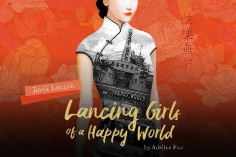 Lancing Girls of a Happy World Book Launch