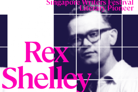 Literary Pioneer: Rex Shelley (Singapore Writers Festival 2019)