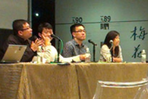 Singapore Writers Festival – Panel Discussion: Translation in Theatre / 座谈会:剧场中的翻译