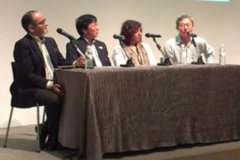 Singapore Writers Festival – Panel Discussion: Transcending National Boundaries