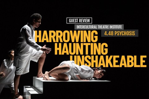 [Review] 4.48 Psychosis - Harrowing, Haunting, Unshakeable