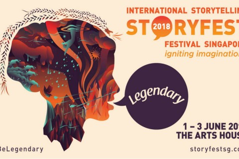 A Caravan of Stories, Young Storytellers Showcase