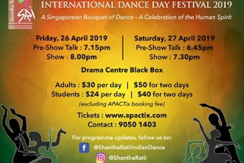 International Dance Day Festival 2019
