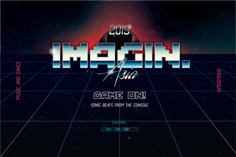 Imagin.Asia 2019 - Game On!