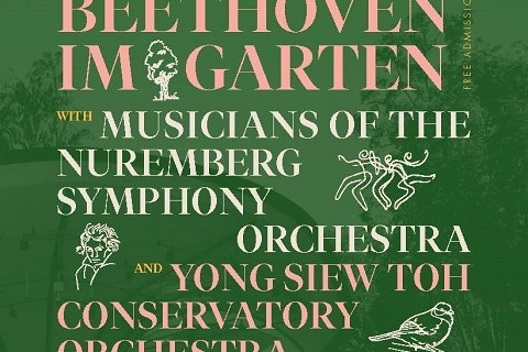Beethoven im Garten - Nature on a High Note