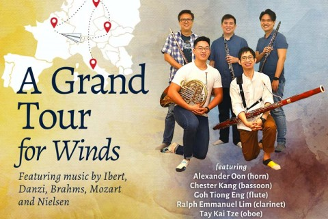 A Grand Tour for Winds