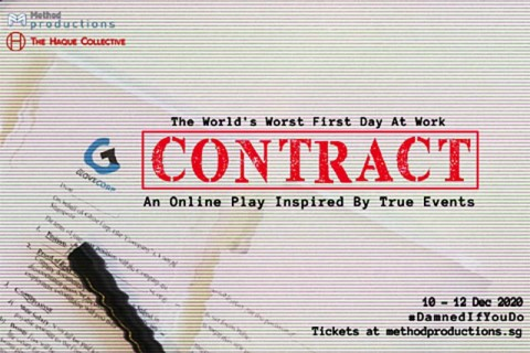 CONTRACT [ An Online Play - LIVE ]